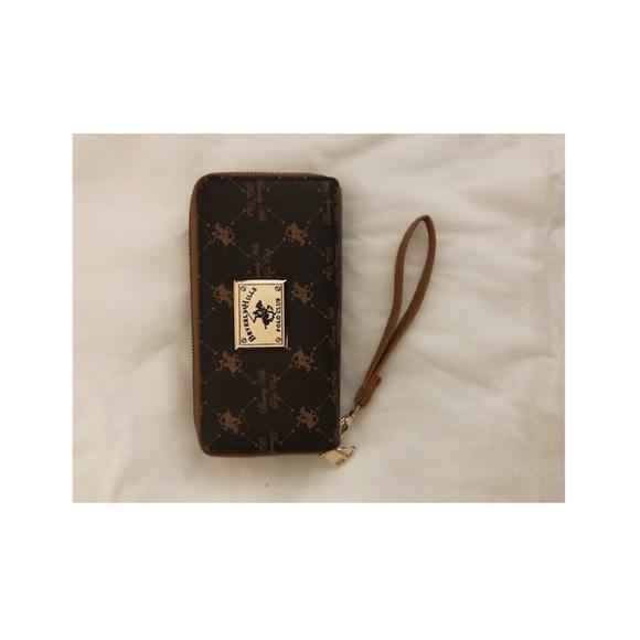 Beverly Hills Polo Club Bags   Walletwristlet   Poshmark 29f81657ed